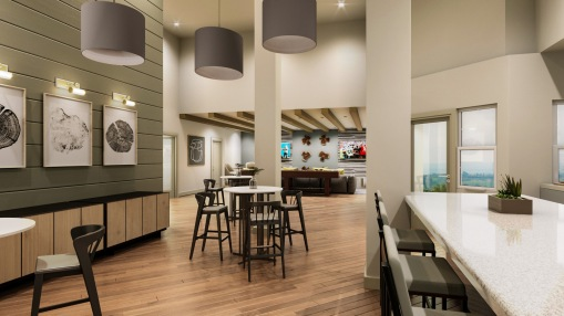Final Tryon Hills - Clubroom